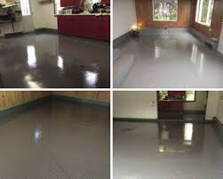 Garage Laminate Flooring Mayo U0027s Kustom Garage Floors Etc Garage Floor Coatings