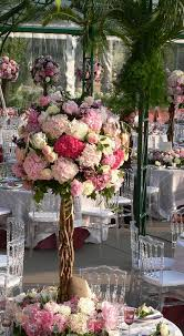 Shabby Chic Flower Arrangement by Shabby Wedding Floral Arrangement In Paris By Lenôtre 2037759