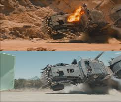Mad Max Map Mad Max Before And After Shots Show What U0027s Real And What U0027s Fake