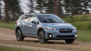 red subaru crosstrek 2018 2018 subaru crosstrek first drive how the west was fun