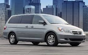 used car honda odyssey used 2007 honda odyssey for sale pricing features edmunds