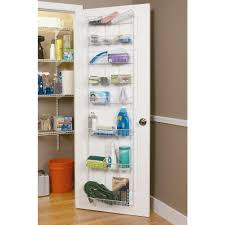 Closet Lovely Home Depot Closetmaid For Inspiring Home Storage Cabinet Pantry Door Shelf Top Best Pantry Door Storage Ideas On