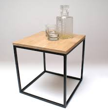 black frame cube table u2013 crowdyhouse