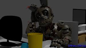 springtrap in my room monday picture by springjordan on deviantart