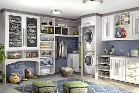 Ideas For Laundry Room Storage by Laundry Room Storage Cabinets With Doors Laundry Storage Solutions