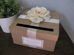 wedding gift boxes rustic wedding card box custom wedding cardbox handmade card box