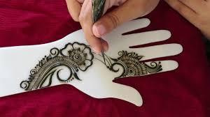 2 small henna designs