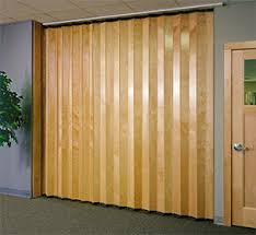Folding Room Divider by Accordion Folding Doors And Room Dividers For Home Or Business