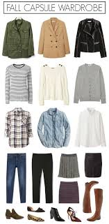 build a wardrobe on a budget fashion essentials every fall wardrobe essentials fall capsule wardrobe fall capsule and