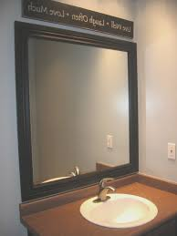frame bathroom wall mirror frame bathroom mirror