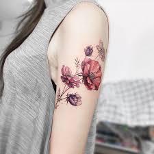 75 beautiful flower tattoo designs for girls u2013 lava360