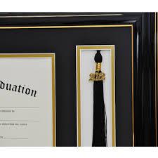 frames for diplomas tassel and diploma frame gradshop