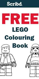 cute mini lego coloring book party favors free download