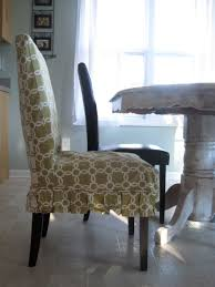 lace slipcovers for dining room chairs impressive home design