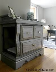 litter box end table secret litter box in an old end table diy crafts pinterest