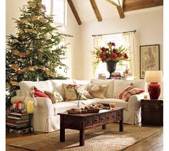 decorations contemporary home interior with christmas decoration