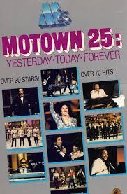 motown 25 anniversary motown 25 dvd