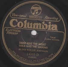 Possessed By Paul James Cold And Blind In Praise Of Blind Willie Johnson U0027s U0027dark Was The Night U0027 City Slang
