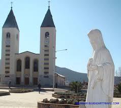 medjugorje tours st church medjugorje marian shrines tours