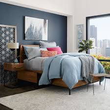 How To Build A Platform Bed With Drawers by Nash Storage Bed Teak West Elm