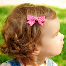 baby hair accessories no slippy hair clippy baby bows