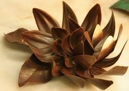chocolate flowers magical chocolate lotus flowers nirvana infused