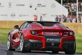Ferrari F12 America - ferrari f12 trs festival of speed goodwood 2014 bilder