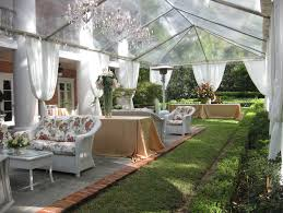 tent rental dallas clear tent with with pole wrap leg drapes and clear