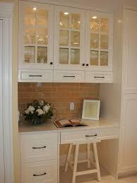 Kitchen Desk With Hutch Popular Of Kitchen Desk Ideas With Best 25 Kitchen Office Nook