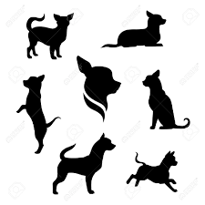 free silhouette images 41 677 dog silhouette stock illustrations cliparts and royalty