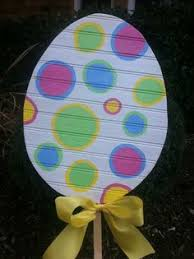 Religious Outdoor Easter Decorations by Giant Easter Eggs Woodcraft Pattern Set Easter Pinterest
