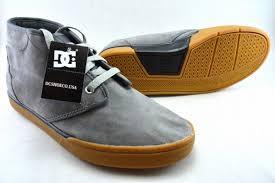 Gambar Sepatu Dc Ori jual sepatu pria dcshoecousa dc 23 suede grade ori abu