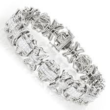 mens bracelet designs images 14k solid gold designer mens diamond bracelet 8 97ct jpg