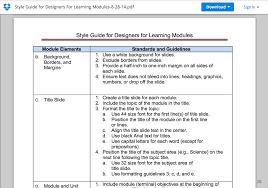 section 5 deliverables u2013 designers for learning studio