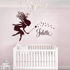 stickers muraux chambre bebe stickers muraux chambre bebe pas cher fee 2 personnalise lzzy co
