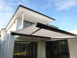 Retractable Pergola Awning by Retractable Folding Arm Awnings Automatic Blinds Lifestyle