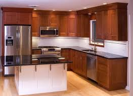 cherry kitchen cabinets what color to paint walls full size of