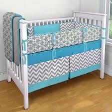 shop chevron crib bedding on wanelo