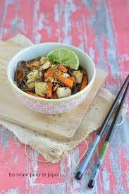 cuisiner le tofu ferme soba épicé au tofu ferme gingembre la gourmandise selon angie