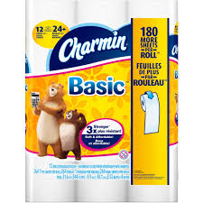 charmin bathroom tissue design ideas basic double roll rolls