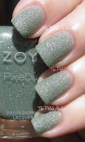 the polishaholic zoya pixiedust collection swatches