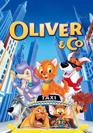oliver u0026 company movie fanart fanart tv