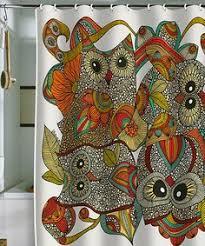 Owl Shower Curtains Shower Power Shower Curtain In Owl Clean Power Shower Shower