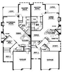 almost perfect 2 duplex plan chp 27543 at coolhouseplans com