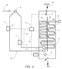 patent us7578265 multiple pass economizer and method for scr