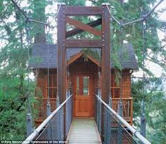 House Plans Washington State by Now That U0027s A Tree House Startling Pictures Of Homes In The