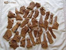ales the woodcarver yule ornaments wood carving