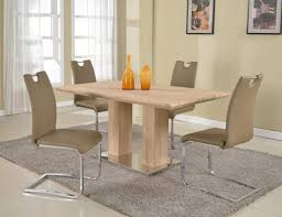 Light Oak Dining Room Sets Pedestal Base Light Oak Dining Table Detroit Michigan Chjos