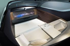 roll royce leather rolls royce unveils self driving prototype with luxurious interiors