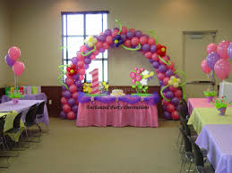 birthday party decorations ideas at home first birthday decoration ideas at home for